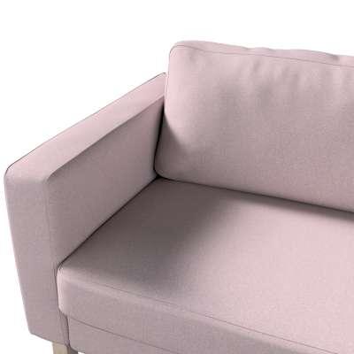 Pokrowiec na sofę Karlstad rozkładaną w kolekcji Amsterdam, tkanina: 704-51
