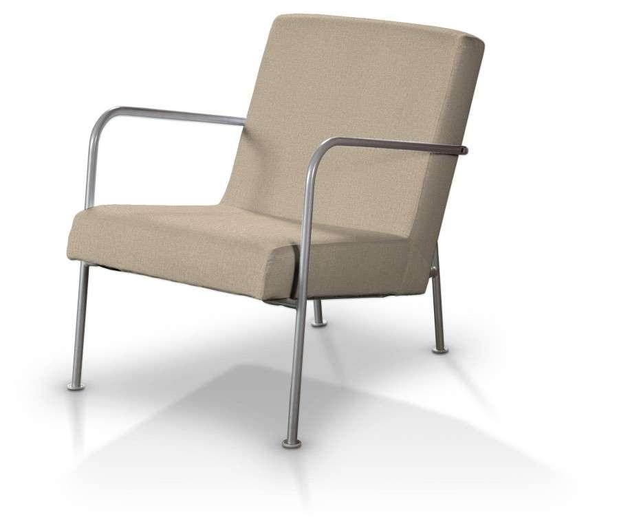 Pokrowiec na fotel Ikea PS w kolekcji Edinburgh, tkanina: 115-78
