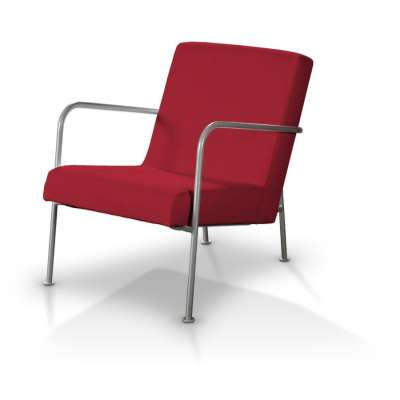 Pokrowiec na fotel Ikea PS w kolekcji Chenille, tkanina: 702-24