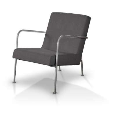 Pokrowiec na fotel Ikea PS w kolekcji Etna, tkanina: 705-35