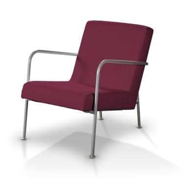 Pokrowiec na fotel Ikea PS w kolekcji Cotton Panama, tkanina: 702-32