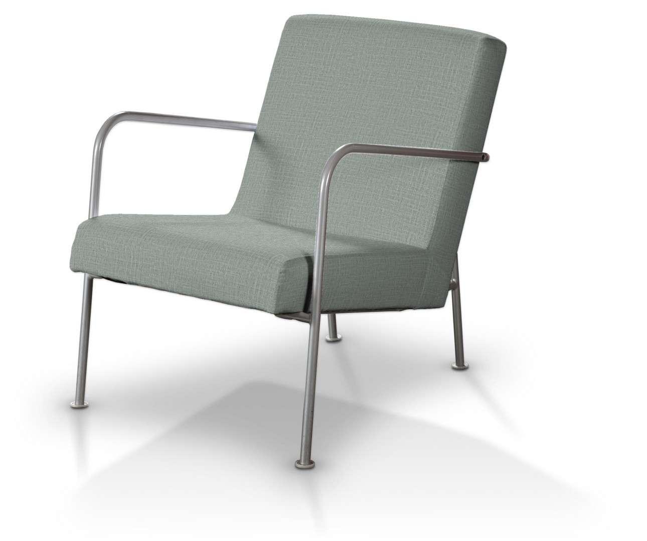 Pokrowiec na fotel Ikea PS w kolekcji Living, tkanina: 160-86