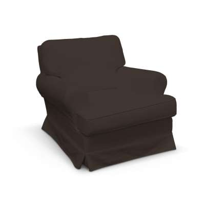 Pokrowiec na fotel Barkaby w kolekcji Cotton Panama, tkanina: 702-03
