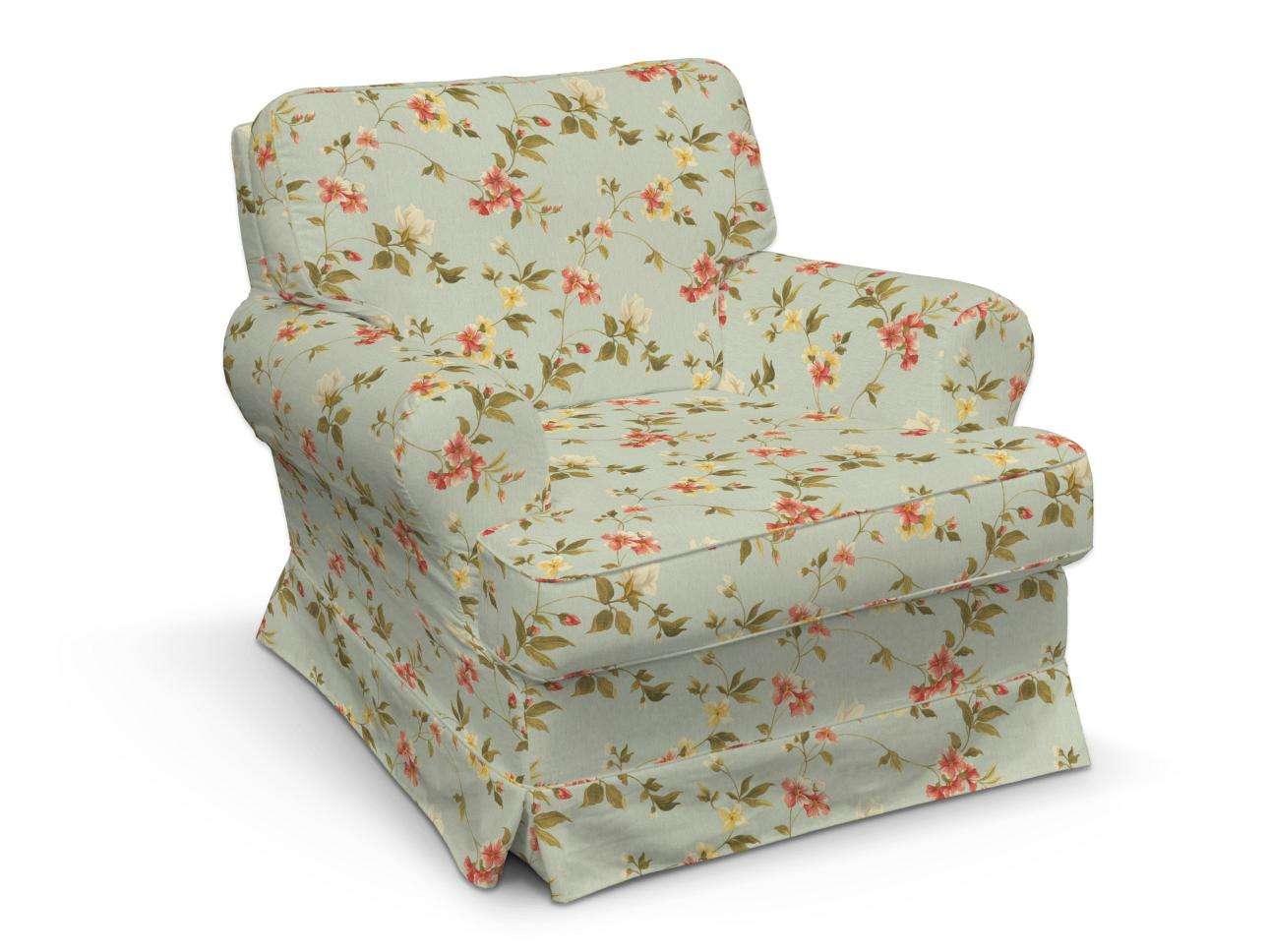 Barkaby Sesselbezug von der Kollektion Londres, Stoff: 124-65