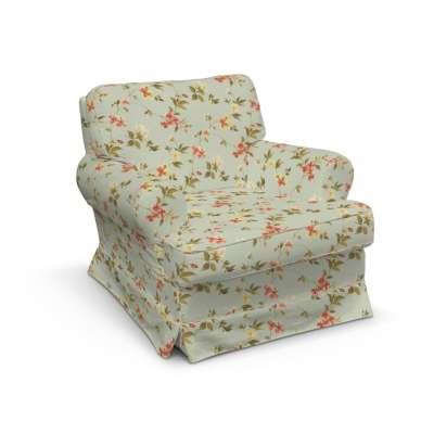 Pokrowiec na fotel Barkaby w kolekcji Londres, tkanina: 124-65