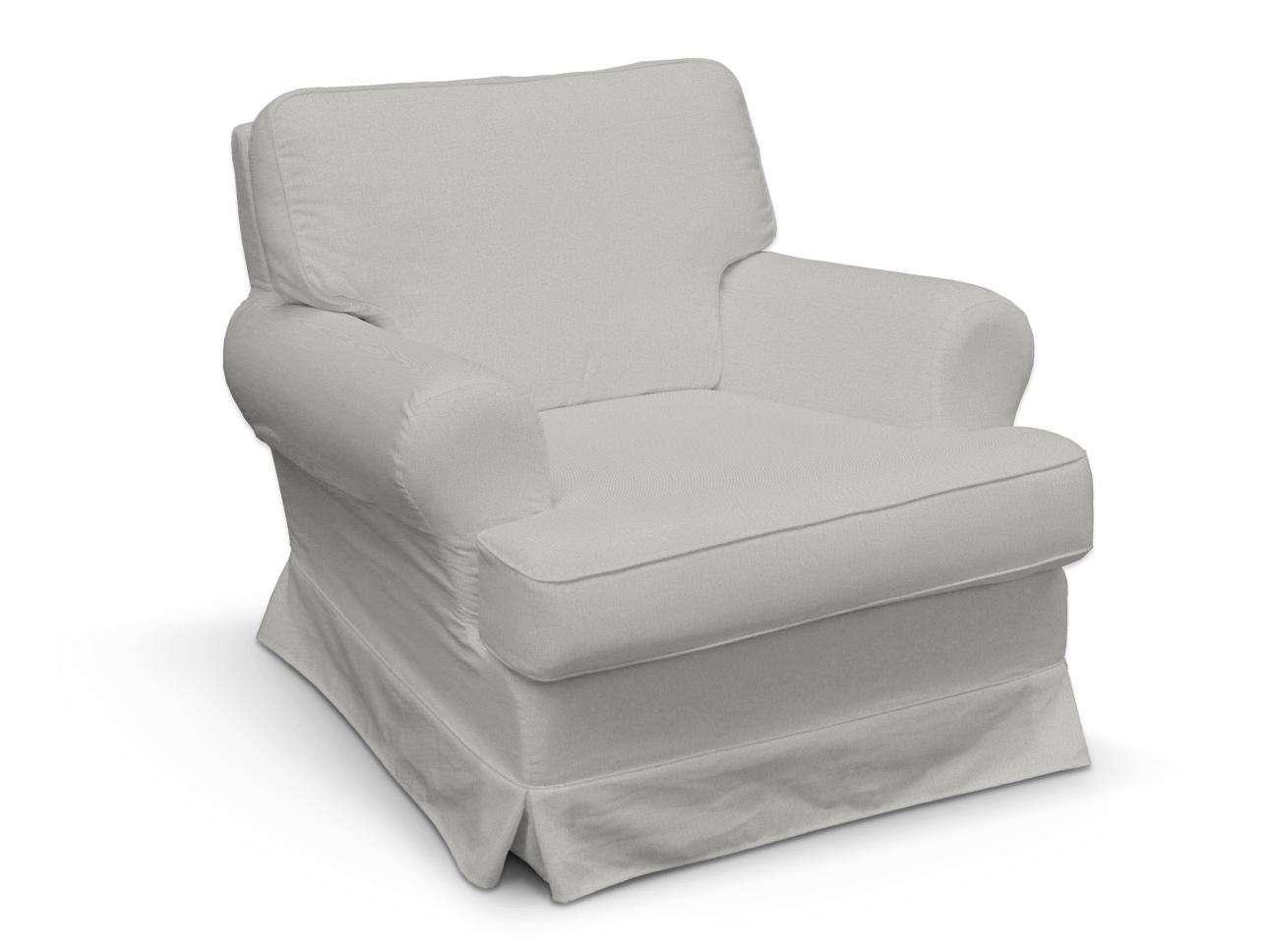 Pokrowiec na fotel Barkaby w kolekcji Etna, tkanina: 705-90