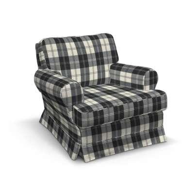 Pokrowiec na fotel Barkaby w kolekcji Edinburgh, tkanina: 115-74