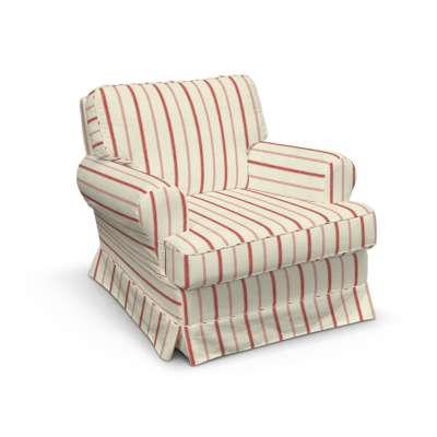 Pokrowiec na fotel Barkaby w kolekcji Avinon, tkanina: 129-15