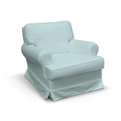 Pokrowiec na fotel Barkaby w kolekcji Cotton Panama, tkanina: 702-10