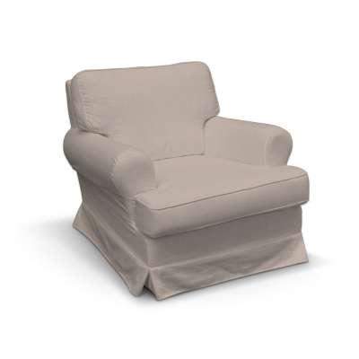 Pokrowiec na fotel Barkaby w kolekcji Living, tkanina: 160-85
