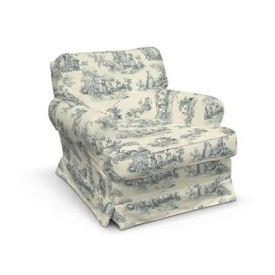 Pokrowiec na fotel Barkaby w kolekcji Avinon, tkanina: 132-66