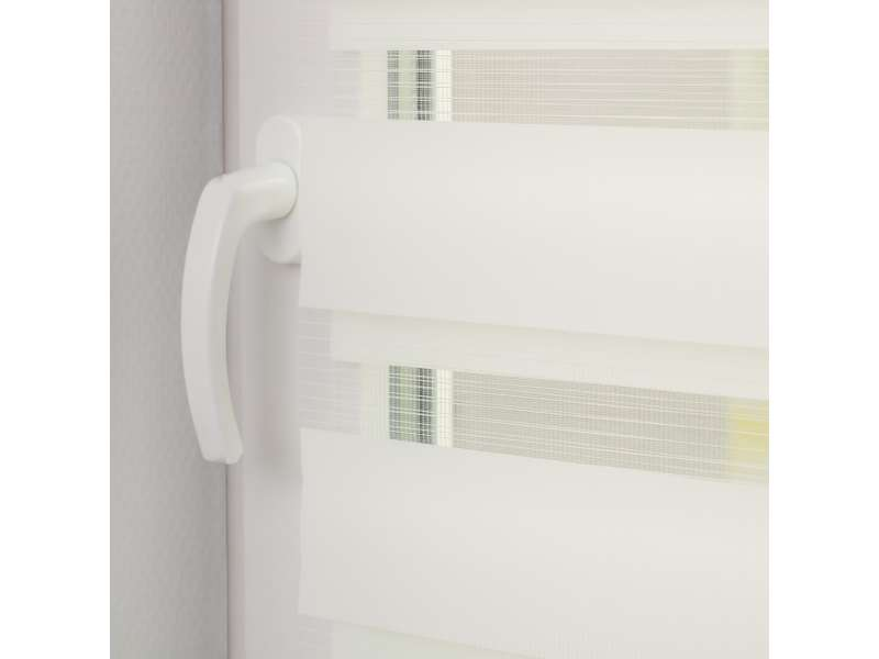 Mini Day & Night blind in collection Roller blinds Day & Night (Venetian blind), fabric: 0101