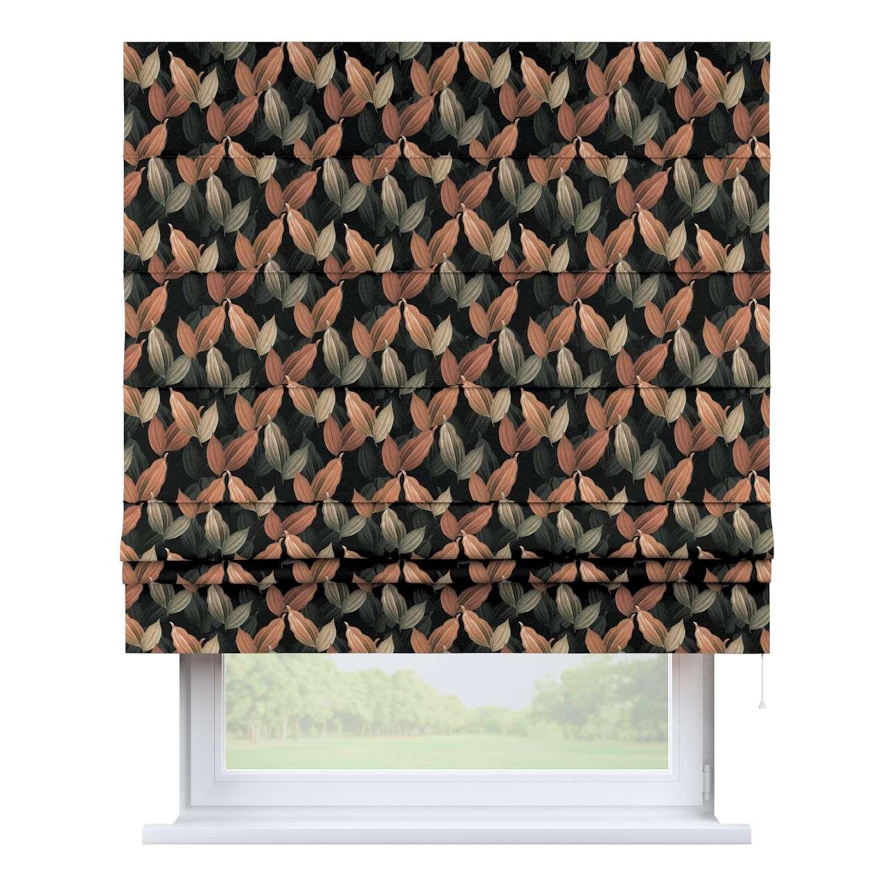 Foldegardin Paris<br/>Med lige flæse fra kollektionen Abigail, Stof: 143-21