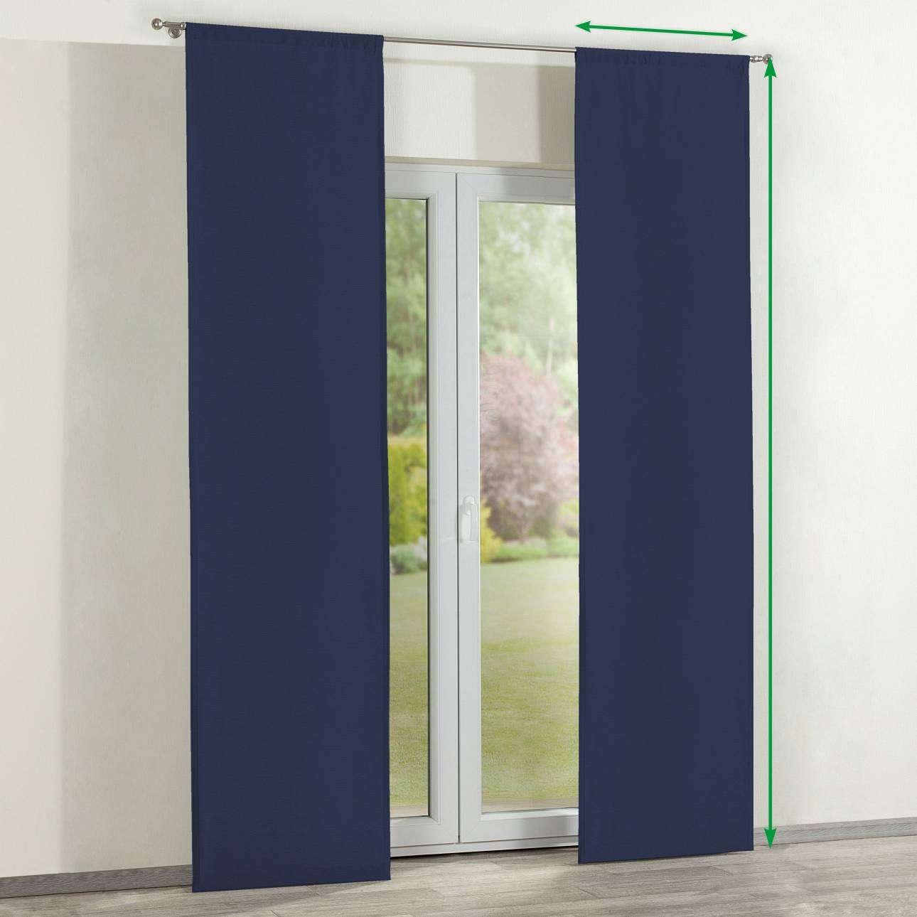 Panelové závesy 2 ks V kolekcii Quadro, tkanina: 136-04