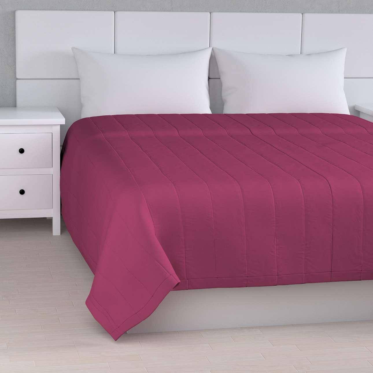 Prehoz na posteľ jednoduchý V kolekcii Cotton Panama, tkanina: 702-32