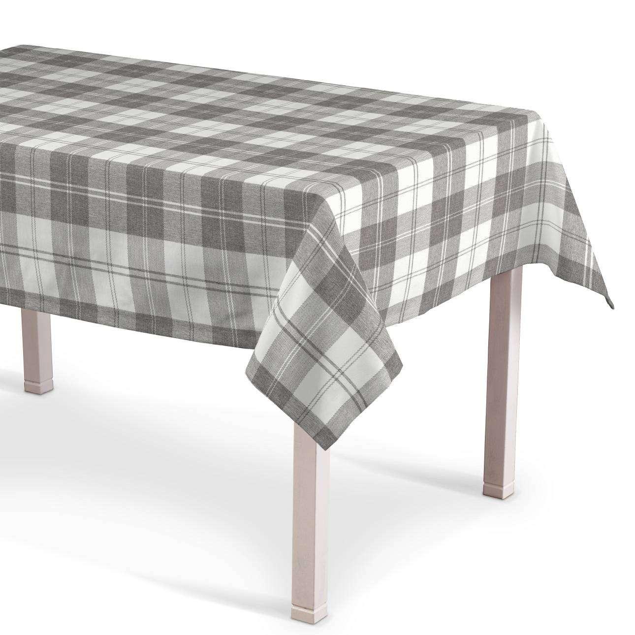 Asztalterítő téglalap alakú a kollekcióból Edinburgh Bútorszövet, Dekoranyag: 115-79