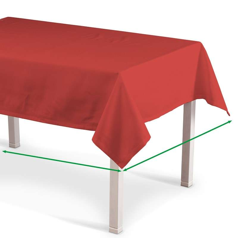 Rectangular tablecloth in collection Loneta , fabric: 133-43
