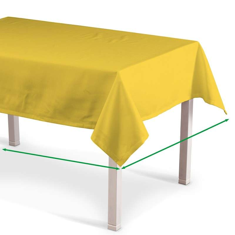 Rectangular tablecloth in collection Loneta , fabric: 133-55