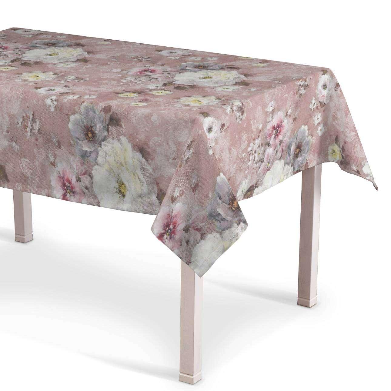 Obrus prostokątny w kolekcji Monet, tkanina: 137-83