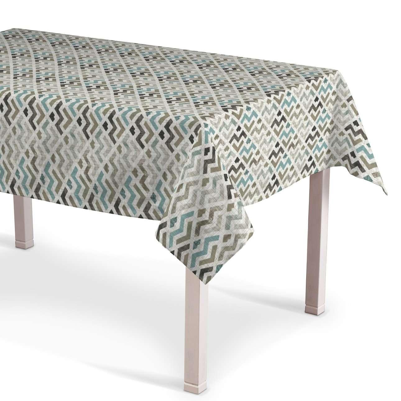 Rechteckige Tischdecke von der Kollektion Modern, Stoff: 141-93