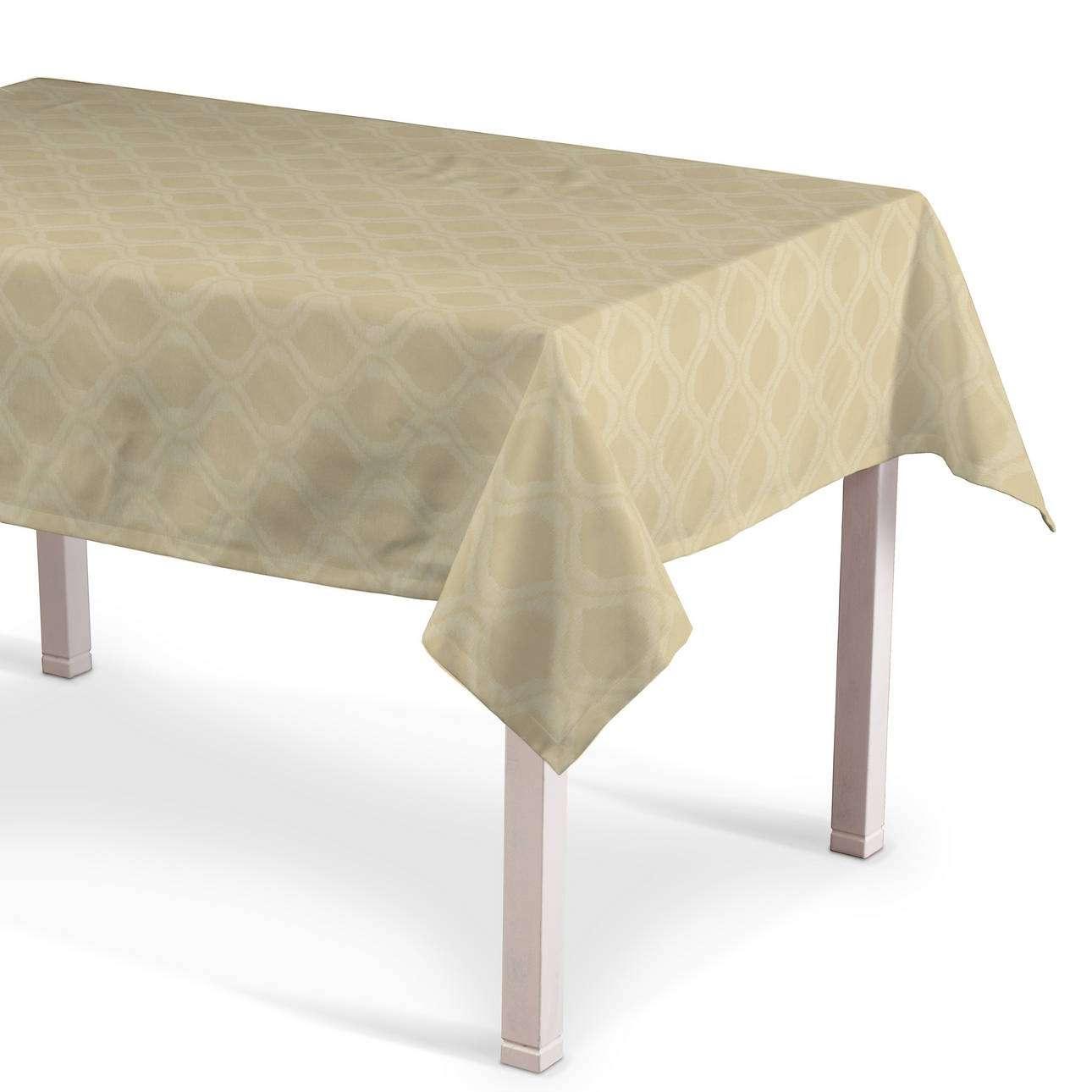 Asztalterítő téglalap alakú a kollekcióból Damasco Lakástextil, Dekoranyag: 142-53