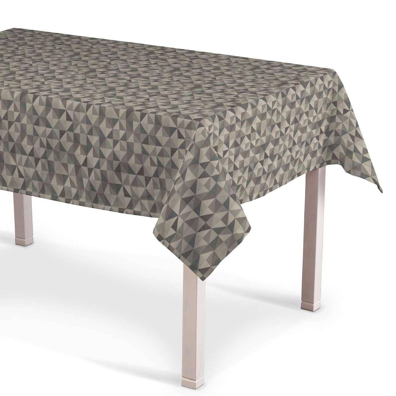 Asztalterítő téglalap alakú a kollekcióból Retro Glam szövet kollekció, Dekoranyag: 142-84