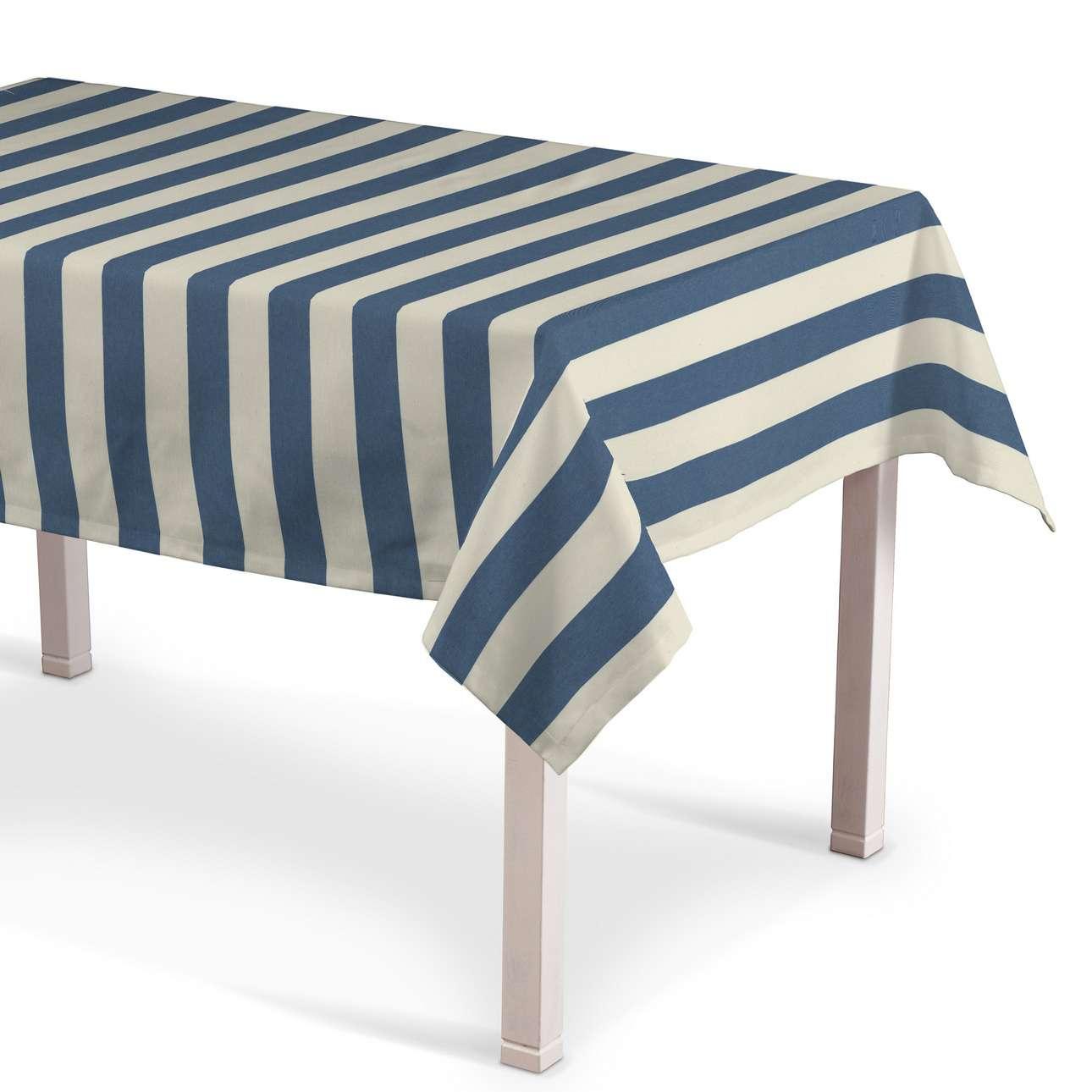 Obrus na stôl obdĺžnikový V kolekcii Quadro, tkanina: 142-70