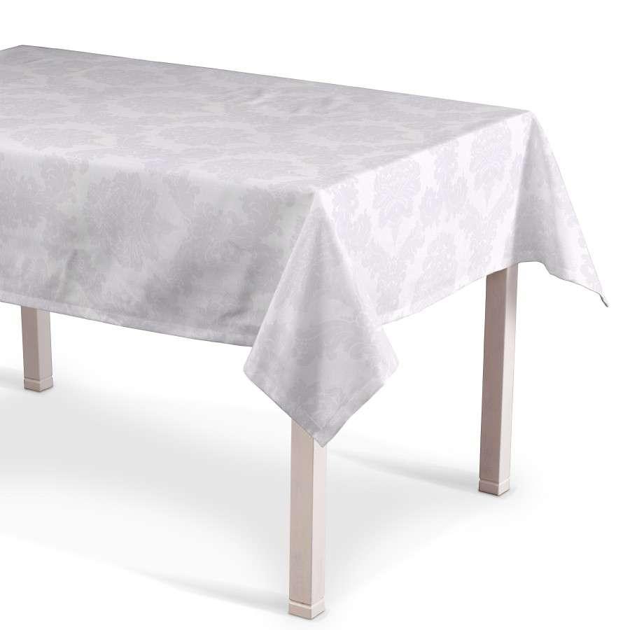 Obrus na stôl obdĺžnikový V kolekcii Damasco, tkanina: 613-00
