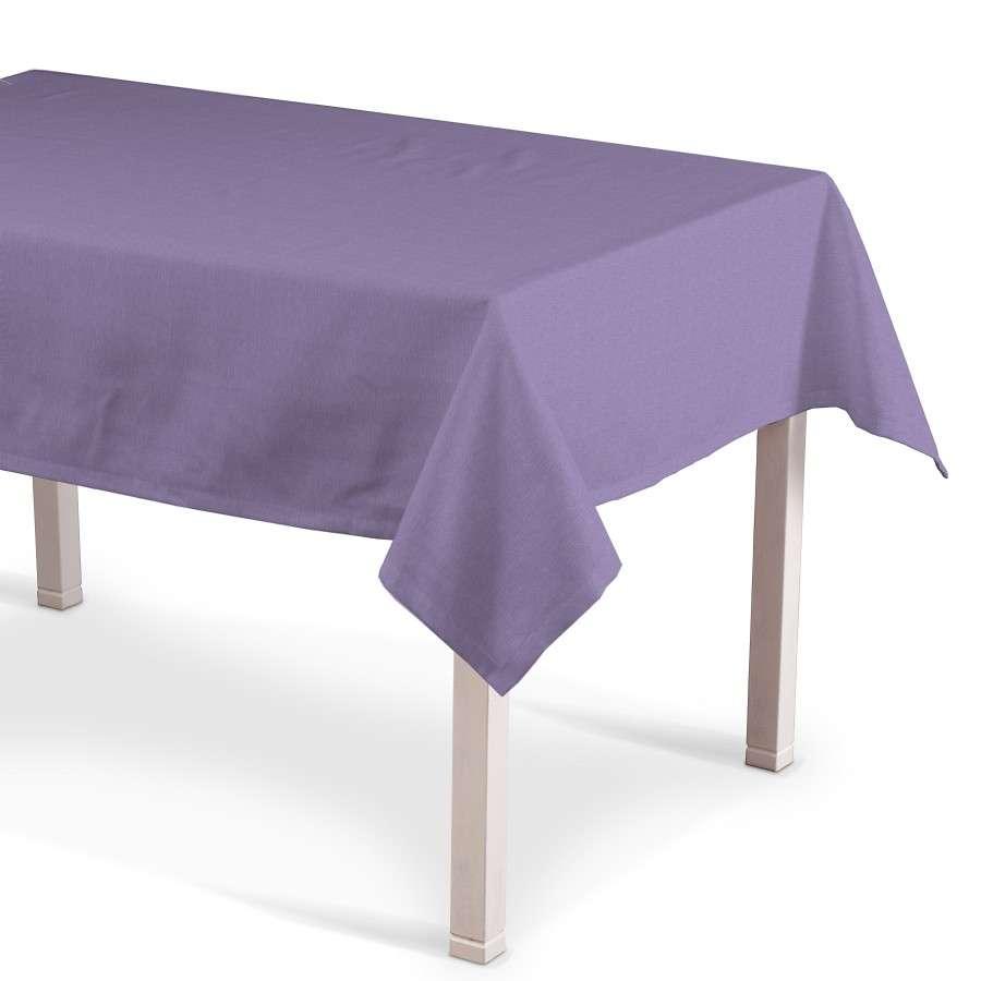Obrus na stôl obdĺžnikový V kolekcii Jupiter, tkanina: 127-74