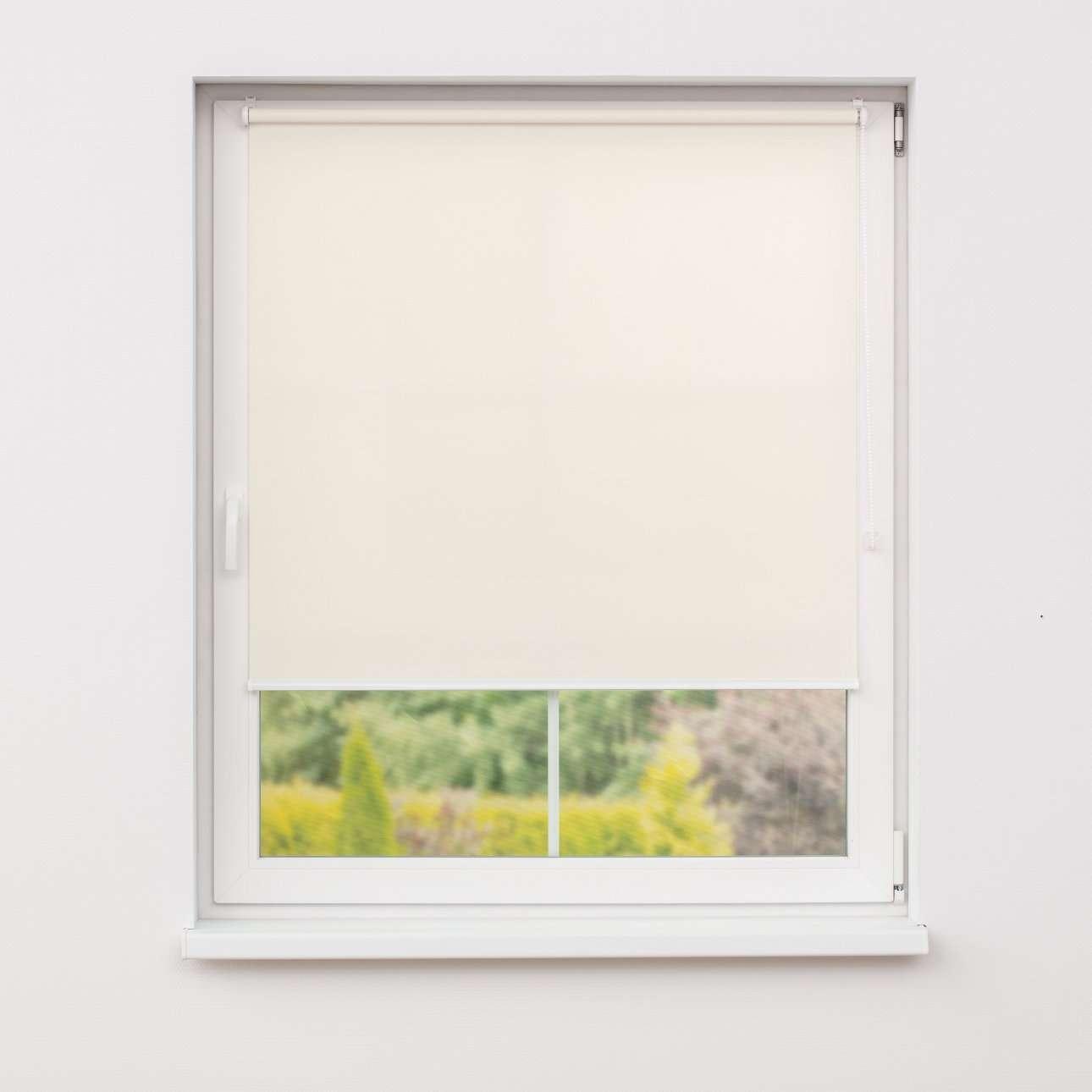 Mini roleta prosta w kolekcji Rolety zwijane transparentne, tkanina: 4905