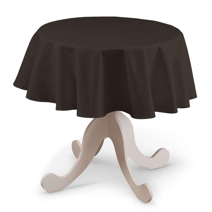 Kerek asztalterítő a kollekcióból Cotton Panama Bútorszövet, Dekoranyag: 702-03