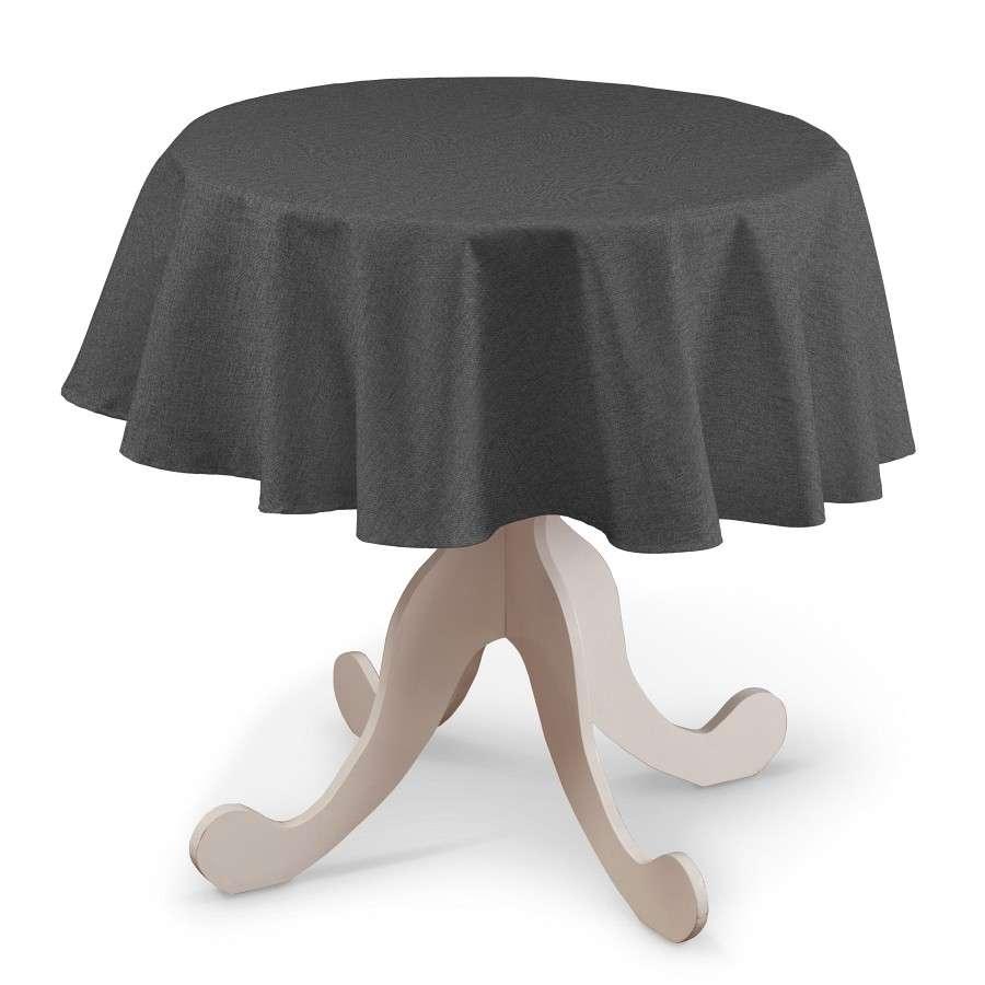 Runde borddug fra kollektionen Edinburgh, Stof: 115-77
