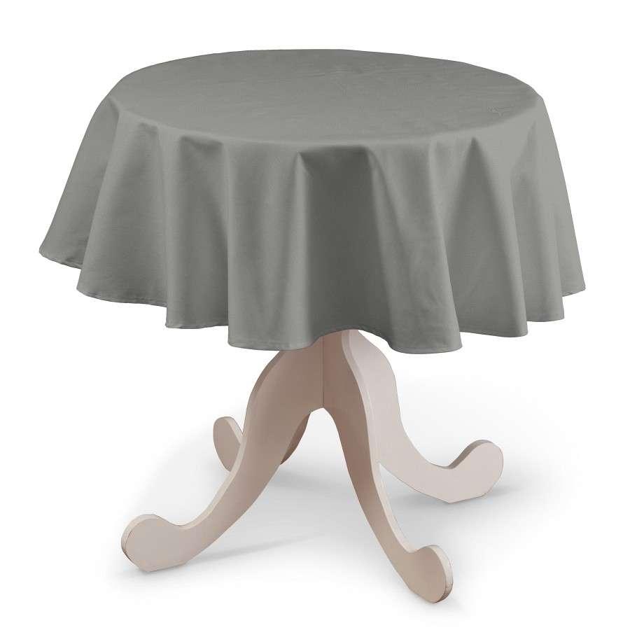 Kerek asztalterítő a kollekcióból Loneta Lakástextil, Dekoranyag: 133-24