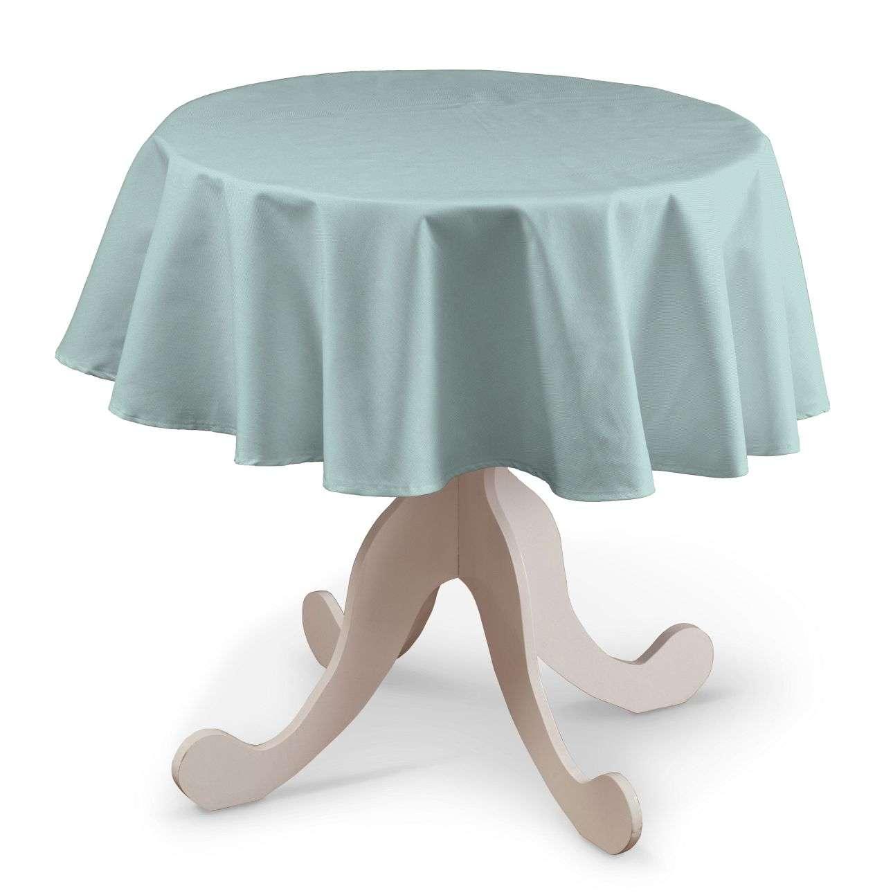 Kerek asztalterítő a kollekcióból Cotton Panama Bútorszövet, Dekoranyag: 702-10
