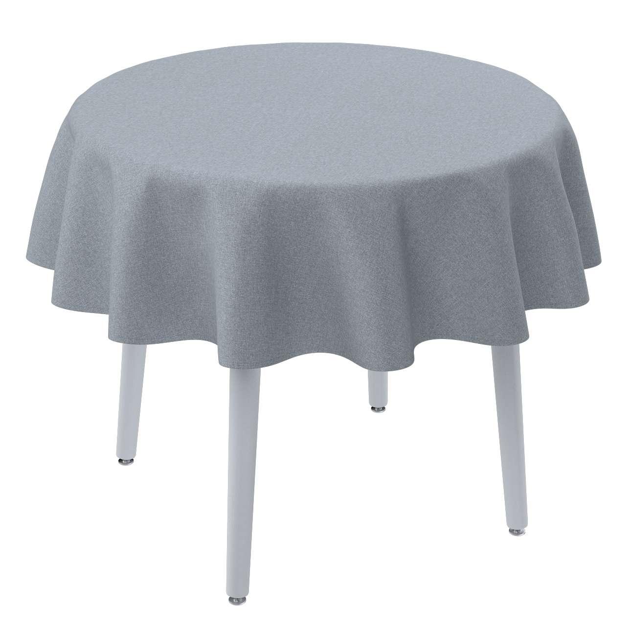 Runde borddug fra kollektionen Amsterdam, Stof: 704-46
