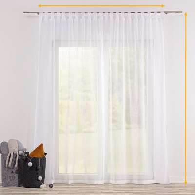 Made to Measure Net and Voile Curtains