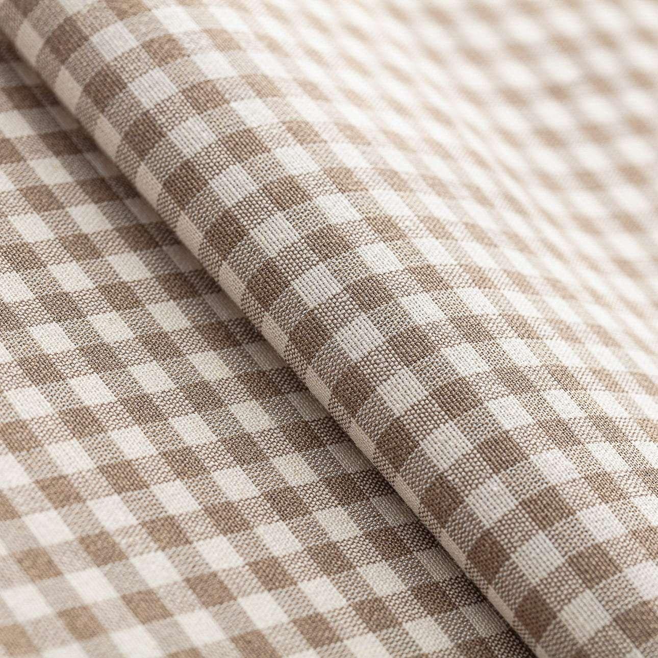 Zasłona na szelkach 1 szt. w kolekcji Quadro, tkanina: 136-05