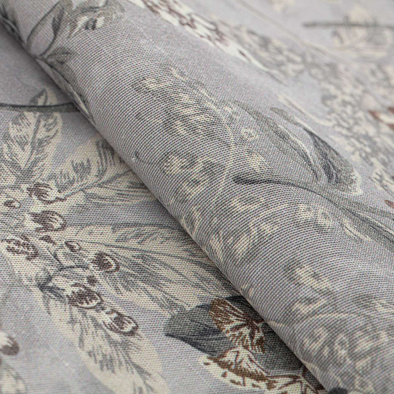 Pokrowiec na fotel Ektorp w kolekcji Londres, tkanina: 143-37