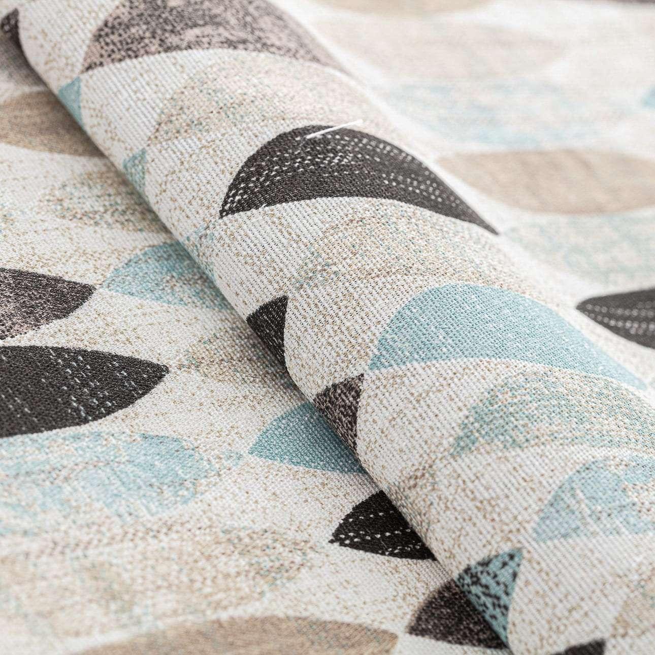 Valček so záložkami V kolekcii Modern, tkanina: 141-91