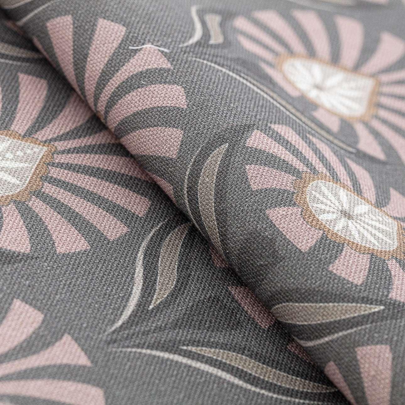 Gabika so šnúrkou, obliečka na vankúš V kolekcii Gardenia, tkanina: 142-17