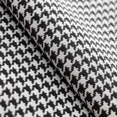 Stolpute Ulrik fra kolleksjonen Black & White, Stoffets bredde: 142-77
