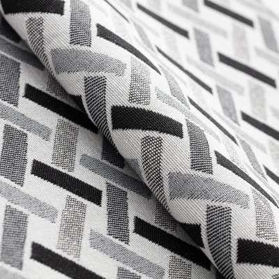 Gabika so šnúrkou, obliečka na vankúš V kolekcii Black & White, tkanina: 142-78