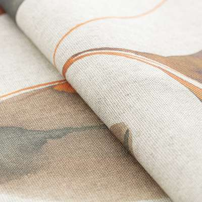 Obrus okrúhly V kolekcii Abigail, tkanina: 143-17