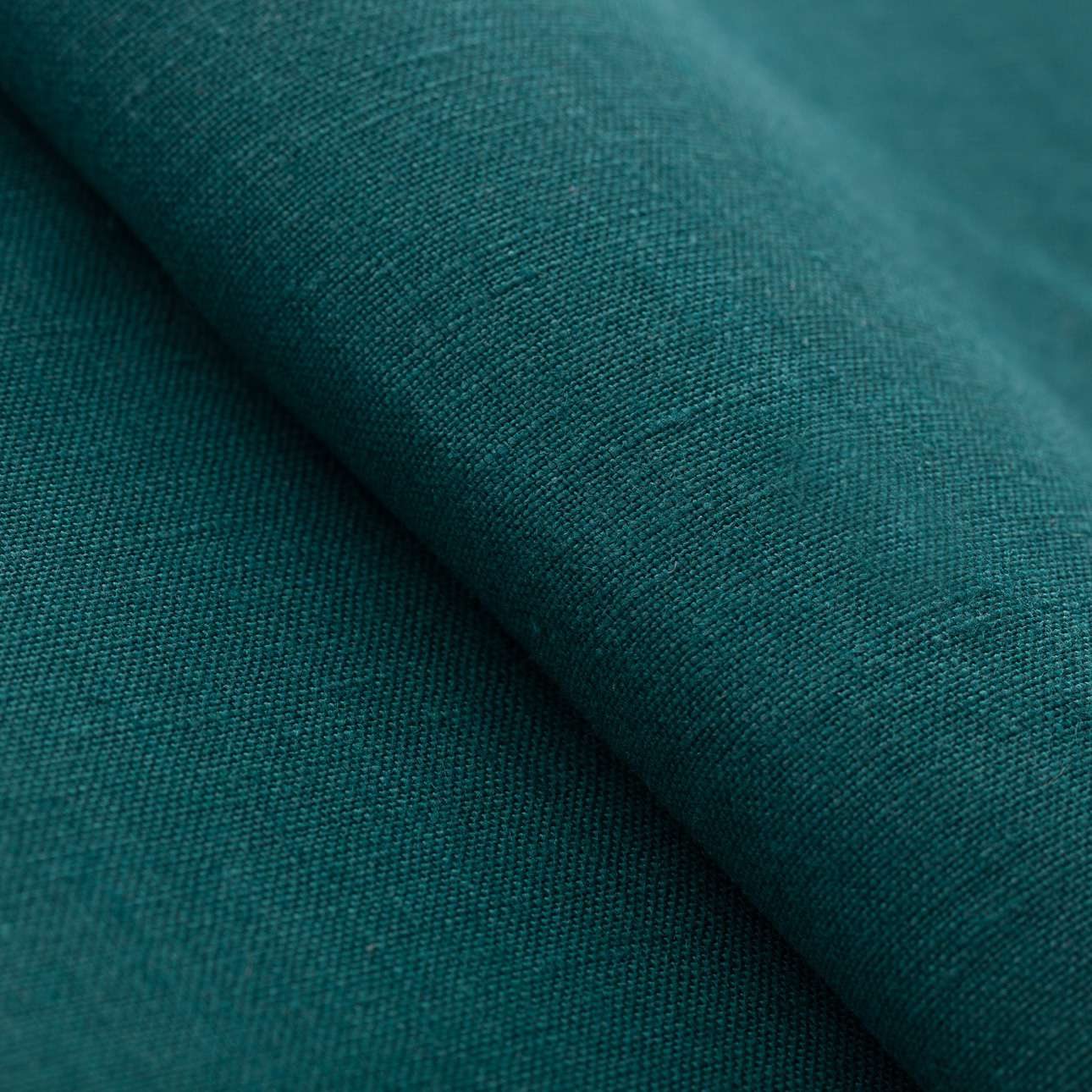 Lambrekin na taśmie marszczącej w kolekcji Linen, tkanina: 159-09