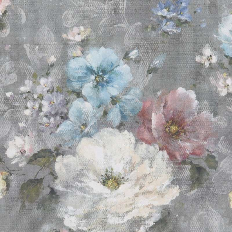 Flowers 137-81 V kolekcii Flowers, tkanina: 137-81