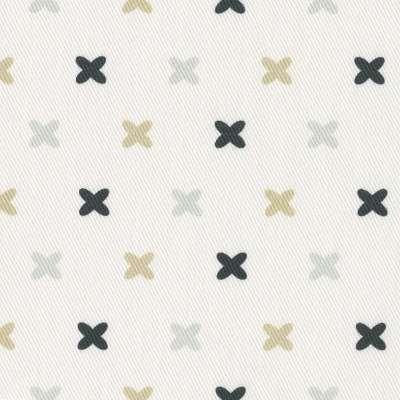 Zasłona na szelkach 1 szt. w kolekcji Adventure, tkanina: 141-83