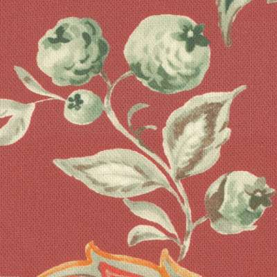 Sittepuff og Fotskammel fra kolleksjonen Gardenia, Stoffets bredde: 142-12