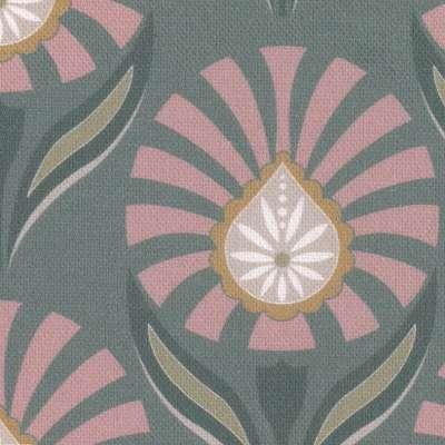 Stolpute Ulrik fra kolleksjonen Gardenia, Stoffets bredde: 142-17