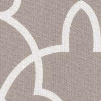 Závěs s řasící páskou v kolekci Gardenia, látka: 142-20