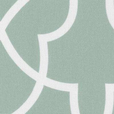 Nakkepute med folder fra kolleksjonen Gardenia, Stoffets bredde: 142-23